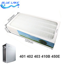 Original OEM,Blue 400 series, Dust collecting filter /HEPA,For 401 402 403 410B 450E,air purifier parts