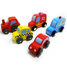 x-5car Free shipping High quality wooden rail car New Educational Classic Toys for Children Birthday Gift   5pcs/lot