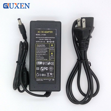 Retail DC 12V 5A 60W LED Power Supply Charger for 5050/3528 SMD LED Light or LCD Monitor CCTV 3 years warranty(China)