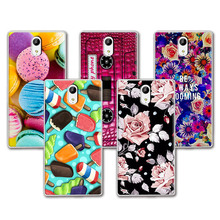 Buy Lovely Fashion Coloured Painted Hard Plastic Phone Cases Lenovo Vibe P1m Case Cover Cute Art printed Lenovo P1M+Free Pen for $2.49 in AliExpress store