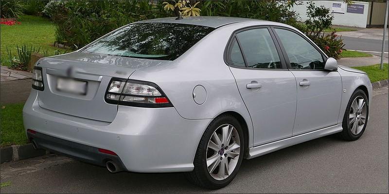 Saab 9-3 2010-car