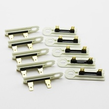 (10 Pack)New Dryer Thermal Fuse Part 3392519 For Whirlpool Kenmore Maytag Roper Admiral Estate Sears 3388651 694511 SA025(China)