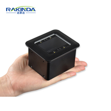 RD4500R High quality USB 2D Fixed Mount Terminal With Barcode Scanner Module For Kiosk or Turnstile Mobile Payment