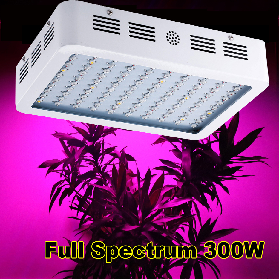 300W Led Grow Light Full Spectrum Fitolampa Led Plant Grow Lamp 380-840nm for Greenhouse Plant Flowering Grow Tent Indoor Plant<br><br>Aliexpress