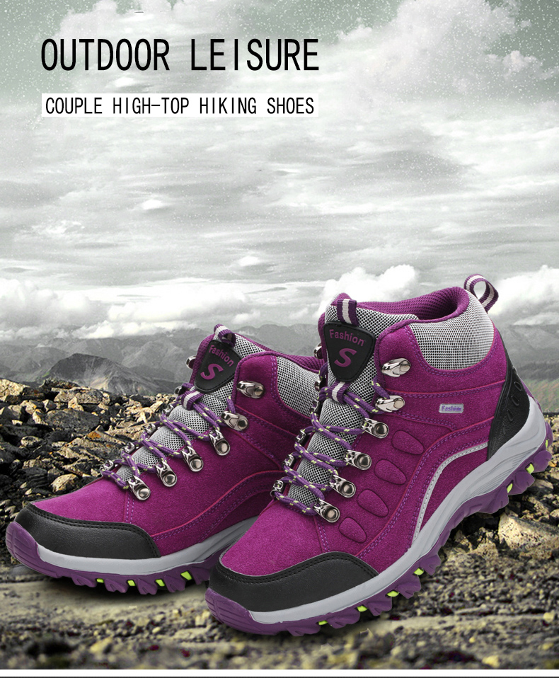 BD-3338 men Outdoor hiking shoes women (3)