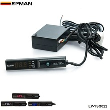 EPMAN- 12V Digital Display Programmable Auto Vehicle Car Turbo Timer Device Black Pen Control Unit EP-YSQ022(China)