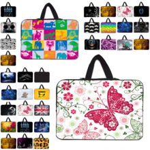 Shockproof Notebook Bag Cover For MacBook Acer HP Laptop Sleeve Cases 7 10 13 12 14 15.4 15.6 17.3 Netbook Computer Accessories(China)