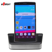Effelon For LG G4 Charger Dock Dual Sync Phone Battery Charger Cradle Dock Station Stand + OTG + USB Cable For LG G4