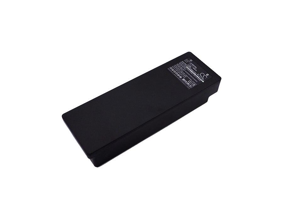 Akku Batterie 3000mAh für Scanreco Kranfunksteuerung 590 592 960 790