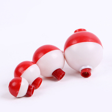 2pcs/lot Hot Sea Bobber Fishing Floats free float 2015 New Available 28mm 3.7cm ball float stopper float