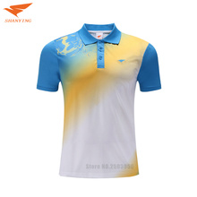 2016/17 good quality badminton shirts jerseys women tennis shirts polyester spandex materials 3 colors available for women shirt