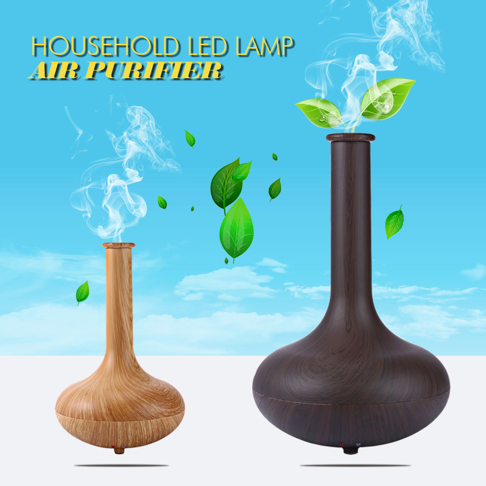 GX Aroma Diffuser GX-01K 3 in 1 function Perfume Aromatherapy Diffuser Ultrasonic Humidifier LED Light Air Purifier for Home<br><br>Aliexpress