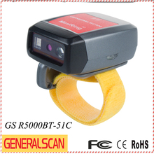 GS 03 Promotion China Made Barcode Scanner, Qr Barcode Ring Scanner,Barcode Reader(China)