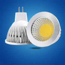 10pcs a lot LED COB Spotlight Bulb E27 E14 GU5.3 GU10 MR16 E27 E14 GU10 MR16  3W 5W High power lamp AC220V DC12VDC24V Cup