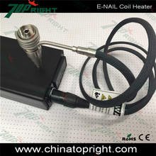 Intelligent automatic Digital PID temperature Controller Box with Hot Runner Coil Heater and titanium nail(China)