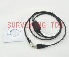 NEW USB Data Download Cable Compatible with wind8/ win7/winxp For Topcon/Sokkia/Gowin/South total station(China)