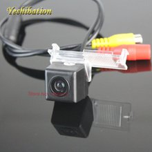 HD Wide-Angle 170 Night Vision CCD Waterproof Reverse Backup Rear Camera For Citroen Elysee 2012 2013 2014 Car Rear View Camera