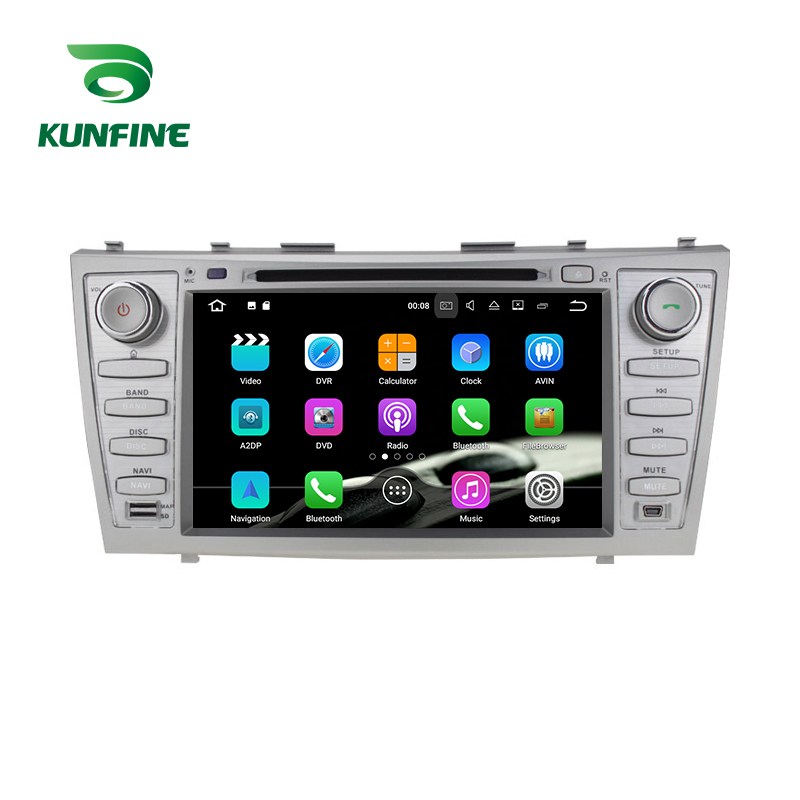 Android Car DVD GPS Navigation Multimedia Player Car Stereo For TOYOTA CAMRY(2007-2010) 8.0 Radio Headunit (4)