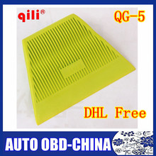 DHL free ship Ladder car vinyl film wrapping tools squeegee with POM wall paper scraper squeegee tool