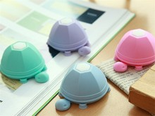 20PCS Little Turtle Model Earphone Headphone Winder Cable Silicone Cord Holder For Iphone samsung Phone holder stand(China)