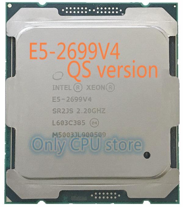 E5-2699V4