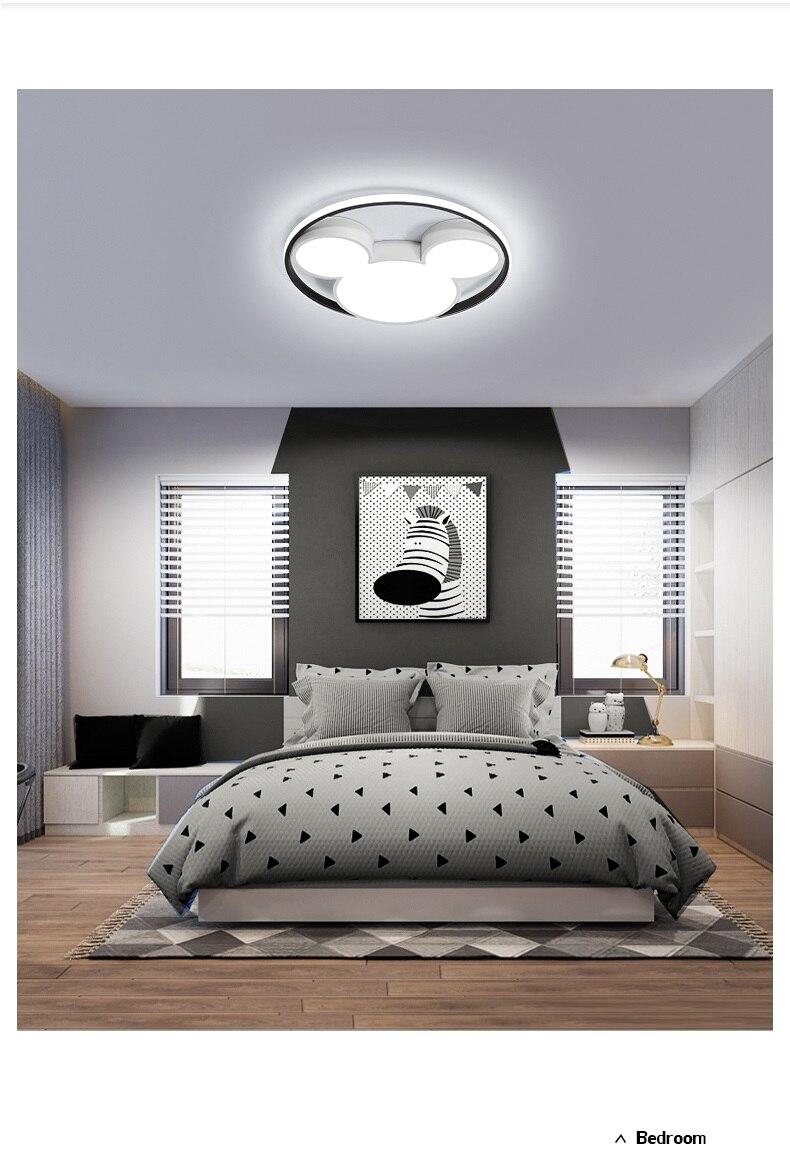 modern led ceiling light fixtures ceiling lamps for living room bedroom plafondlamp 7