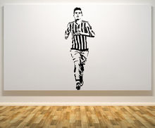 Paulo Dybala Argentina Football Player Wall Art Decal Sticker Picture os1721 free shipping