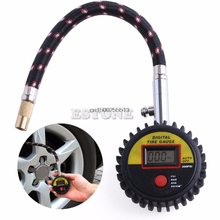 300 PSI LCD Digital Tire Tyre Air Pressure Gauge Tester For Car Van Motorcycle(China)