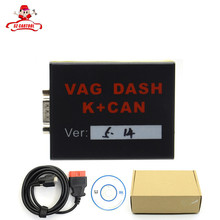 2017 hot selling VAG Dash CAN V5.14 Vag Dash K+Can 5.14 professional VAG group ECU reading and immo box information reading tool(China)