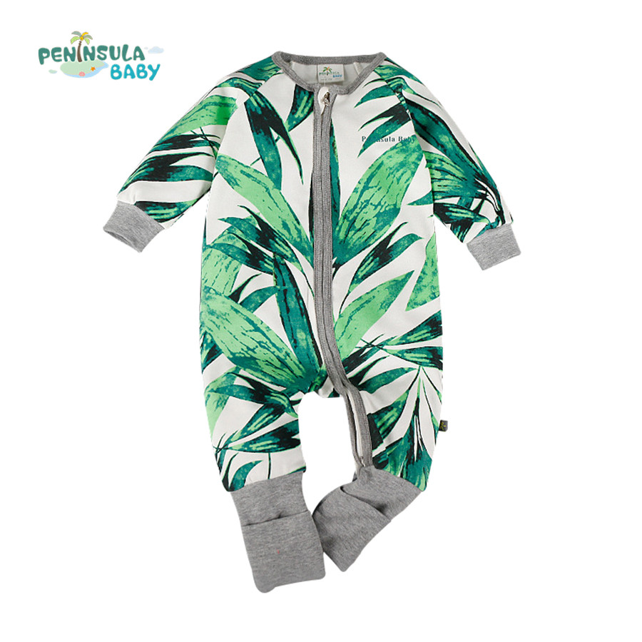 Hot Selling Baby Boys Romper Girls Jumpsuit Kids Clothing Newborn Baby Body Suit Floral Long Sleeve Clothes Autumn Winter<br><br>Aliexpress