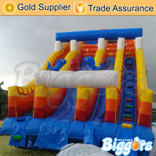 Commercial Double Lane Inflatable Slide Cheap Inflatable Playground Slide