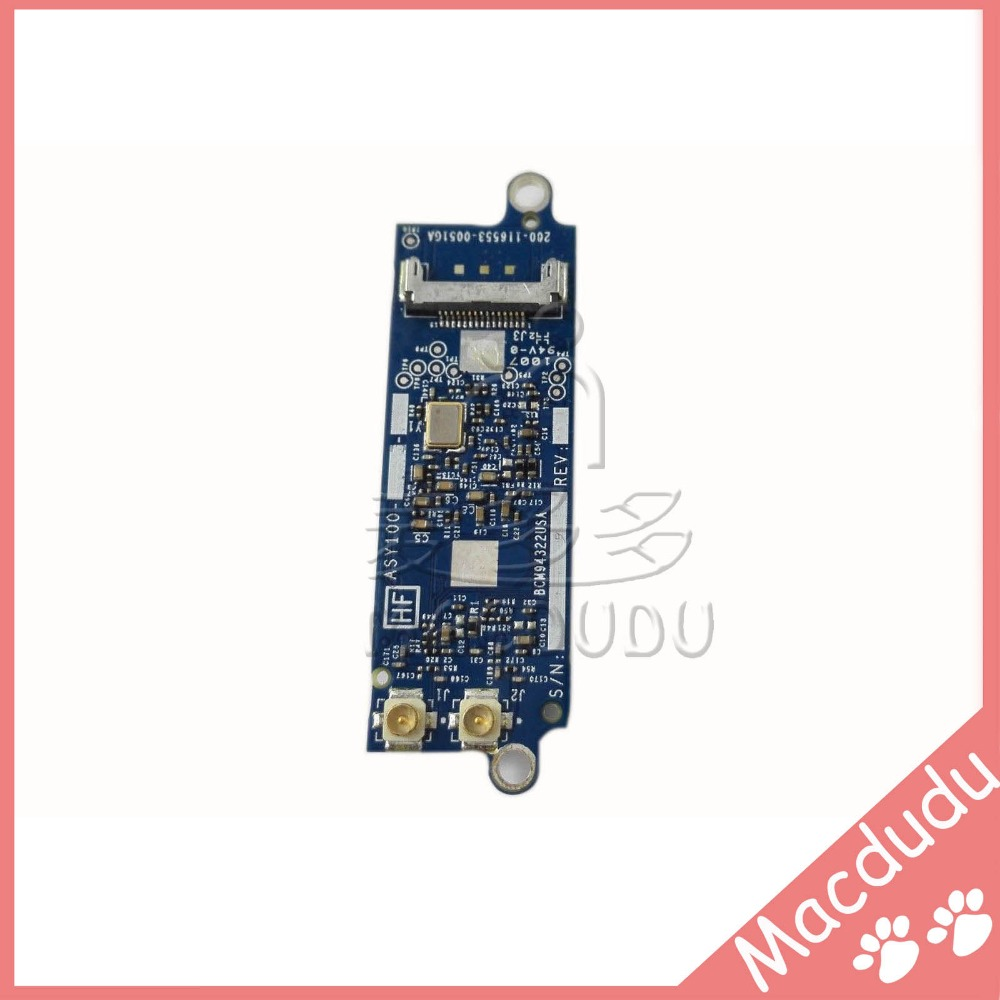 Wifi Bluetooth Airport Card for MBP A1278 A1286 Wifi Bluetooth Airport Card 2008 2009 2010 year *Verified Supplier*<br>