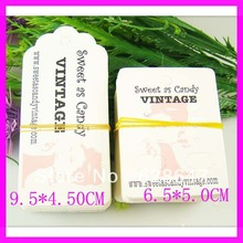 Wholesale free shipping colored custom jewelry tag and printed custom stud earring card in set.MOQ 1000sets