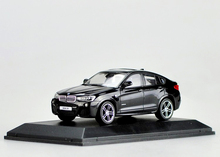 Special offer Factory 1:43 2015 New X4 SUV Alloy car models Favorites Model