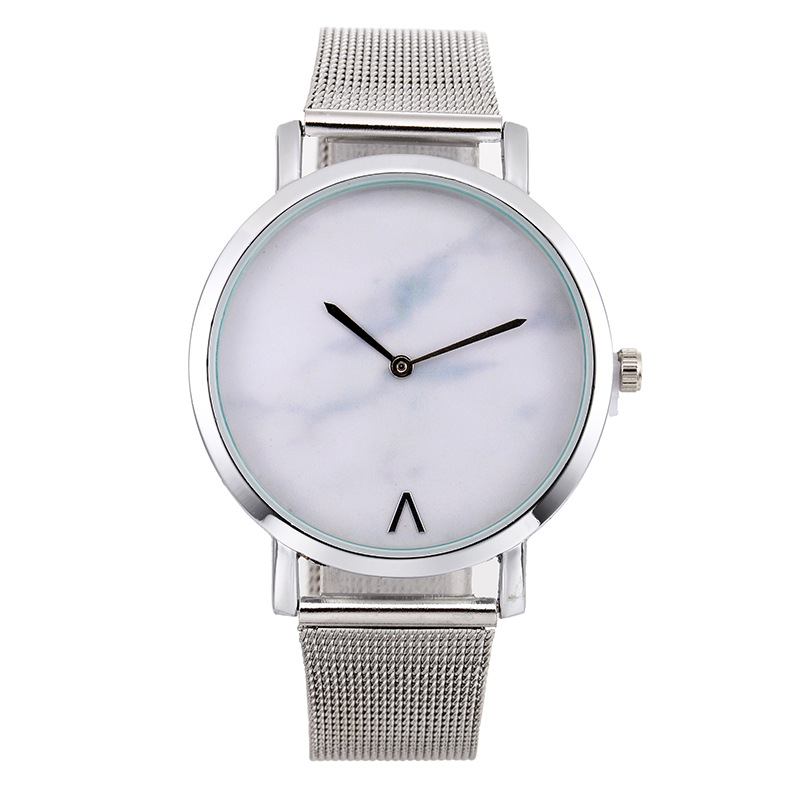 hot fashion womens watches creative marble pattern dial quartz wrist watches free shipping (9)