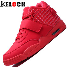 Keloch New Unisex Basketball Shoes Men Women Medium DMX Damping Basketball Sneakers Men Authletic Trainer Shoes For Lovers(China)