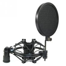 NEW High quality broadcast recording condenser microphone pop protective screen dedicated bop cover