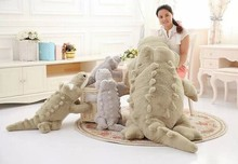 New shelves simulation crocodile plush toy large size doll pillow toy gift girl boy