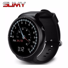 Slimy I4 Pro Smart Watch Phone MTK6580 Android 5.1 3G 2GB/16GB GPS Bluetooth Smartwatch PK VS115 for Android IOS Smartphone