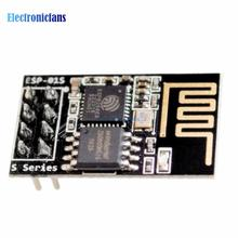 ESP-01S ESP8266 Serial Wifi Module (ESP8266 ESP-01 ESP 01 Updated) Wireless Transceiver Board 3.0-3.6V LWIP AP