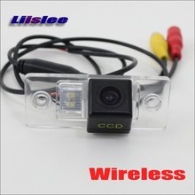 Wireless Camera For VW Volkswagen Santana 1996~2005 / Car Rearview Camera / HD Night Vision / Plug & Play Easy Installation(China)