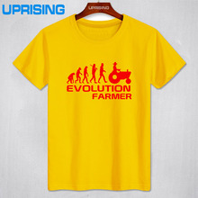 Evolution Of Farmer Farming Mens T-Shirt Gift More Size and Colors