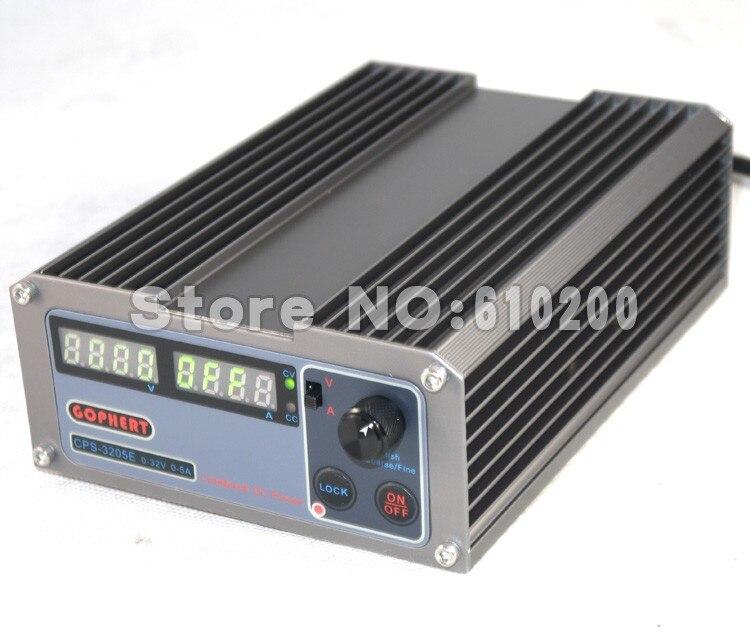precision Digital Adjustable MINI DC Power Supply OVP/OCP/OTP 32V5A 110V-230V 0.01V/0.001A EU<br>