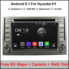 "Android 7"" 5.11 car dvd player Hyundai H1 2011-2012 GPS/BT/SWC/WIFI/Radio/iPod/canbus/Maps/Camera support 3G/DAB/DTV"