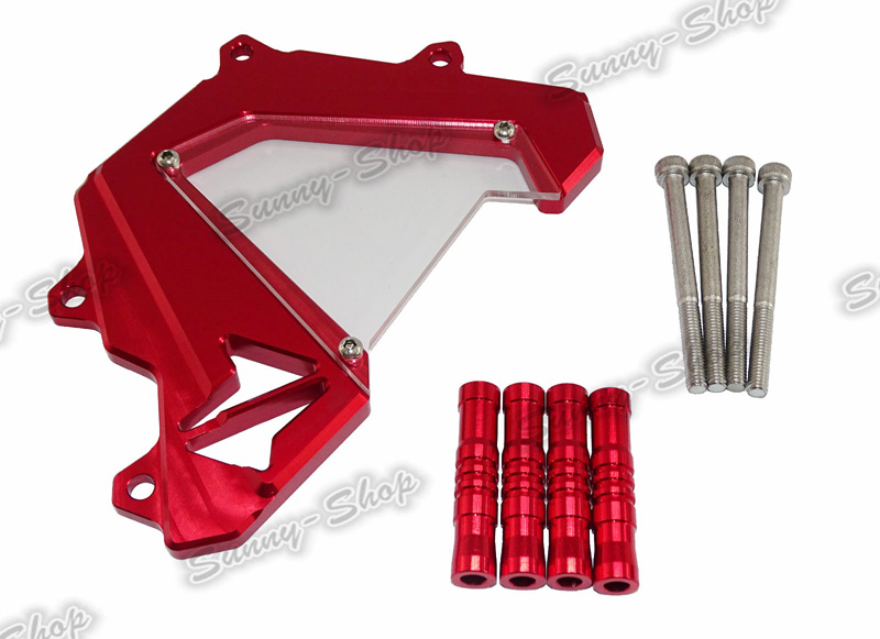 Front Sprocket Cover for KAWASAKI Z1000 2014-2016 Red B