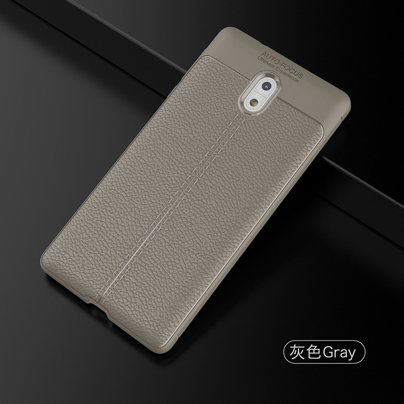 litchi silicone case nokia 3 (13)