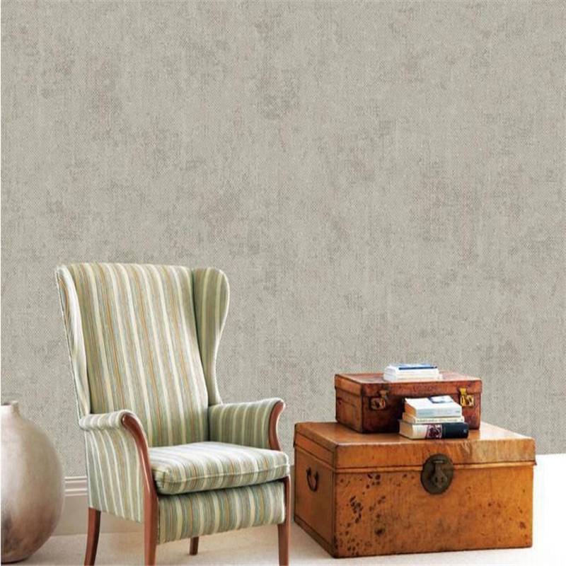 Solid Desktop Wallpaper Rolls Textile Wallcoverings for Wall Modern Wallpaper for Living Room Decor Europe Embossed Wall Decor<br>