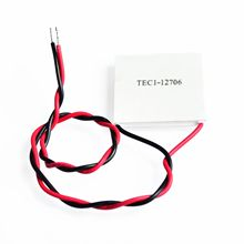 100% New the cheapest price TEC1 12706 TEC 1 12706 57.2W 15.2V TEC Thermoelectric Cooler Peltier (TEC1-12706)(China)