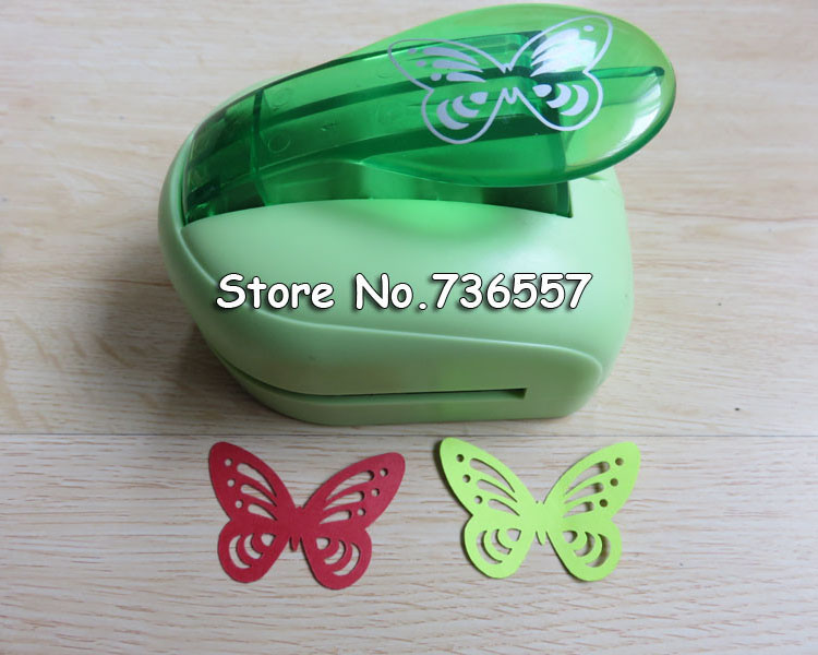 Free shipping 33cm butterfly punches limited edition large craft punches decorative hole punch beautiful puncher Paper punch<br>