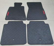 special car mats for Crown latex rubber foot rugs new environmental thick waterproof